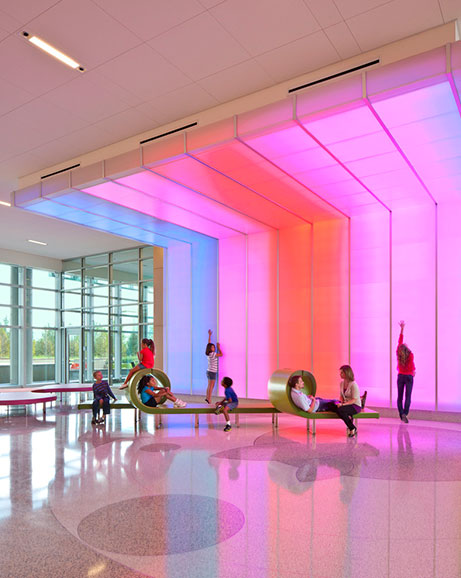 nemours childrens hospital physical security systems
