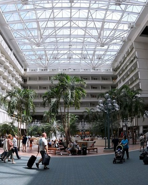 orlando international airport security systems